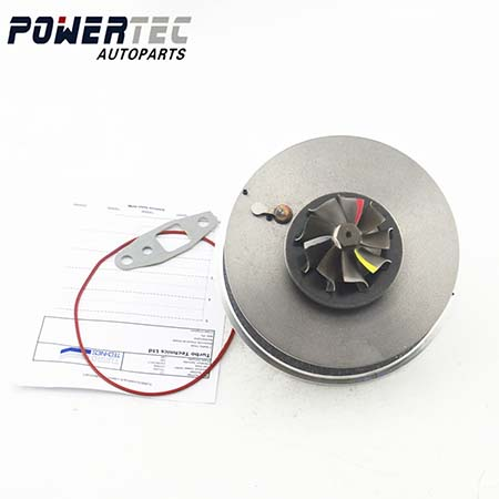 GT2056V 751243 turbocharger chra 14411EB300 14411 EB300 NEW turbo cartridge core kits for Nissan Pathfinder Navara