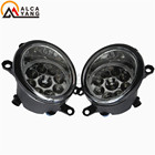 Malcayang Angel Eyes Car styling LED Fog LIGHT Lights For Toyota RAV4 2006/07/08/09/10/11/12 1 set (Left + right)