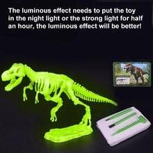 Набор раскопки динозавров юрского периода обучающая игрушка