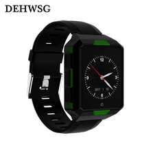 4G LTE Android relógio Inteligente 6.0 pressão Arterial/LBS + GPS + PDR Freqüência Cardíaca Smartwatch à prova d' água + WI-FI Localizar 1 GB/8 GB