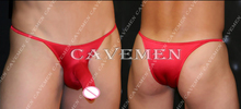 Wear sleeve Half hip* 2388 *sexy men lingerie T-Back Thong G-String T pants Brief Underwear free shipping