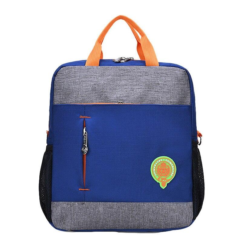 8c74b620fdb1 Милая Детская сумка, многофункциональные сумочки, нейлоновые школьные ранцы  для мальчиков и девочек, сумка через плечо, сумка-мессенджер, с.