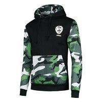 Spring Autumn Hoodies Men S Camouflage Stitching Sweatshirt Casual Men Slim Fit Pullover Male Camo Hip