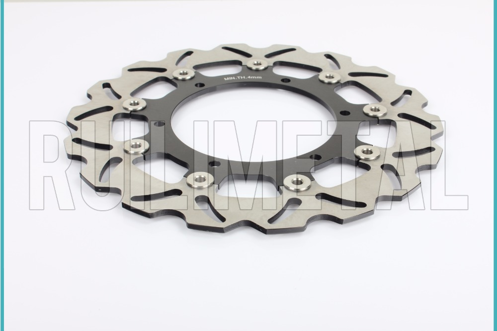 Front Brake Disc Rotor For Yamaha WR 250 X WR 125 X 2009-2014 XT 660 R 2004-2014
