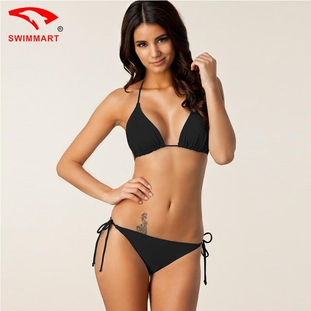 f824c763349 Sexy Women Bikinis Bandage Plus Size 2017 Brazilian Push Up Bikini Set Swimming  Swimsuit Bathing Suit Female Biquinis Swimwear