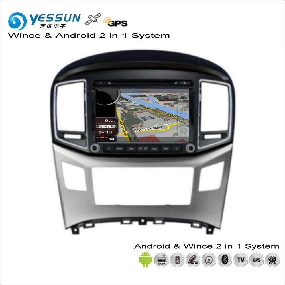 YESSUN For Hyundai H1 H100 H300 / i800 / iLoad / iMax / Starex Car Android Multimedia Radio CD DVD Player GPS Navi Navigation новый силовой рулевой насос 57100 4f100 для hyundai h100 kmyt 04