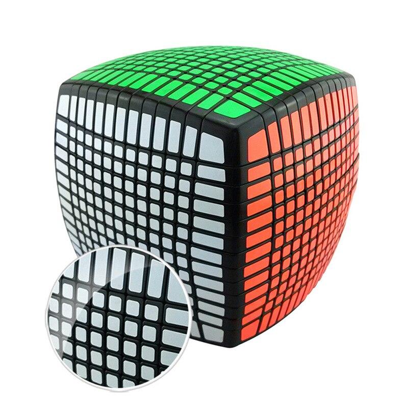 Professionnel Cube13X13X13 14 cm vitesse pour cubes magiques antistress puzzle néo Cubo Magico autocollant pour enfants jouets éducatifs pour adultes