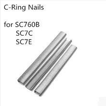 C-кольцевые гвозди части для пневматического c-кольцевого пистолета, пневматического гвоздя, плоскогубцы с кольцом, c-кольцо Naier аутентичный
