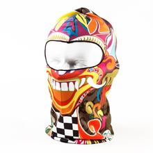 2017 New Hot Sale 3d Animal Ski Hood Hat Balaclava Full Face Mask Outdoor Sports Bicycle Cycling Motorcycle Masks Bb18