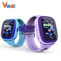 Df25 crianças nadando relógio smartwatch gps criança telefone toque smart watch sos call localização rastreador dispositivo seguro anti-perdido do monitor