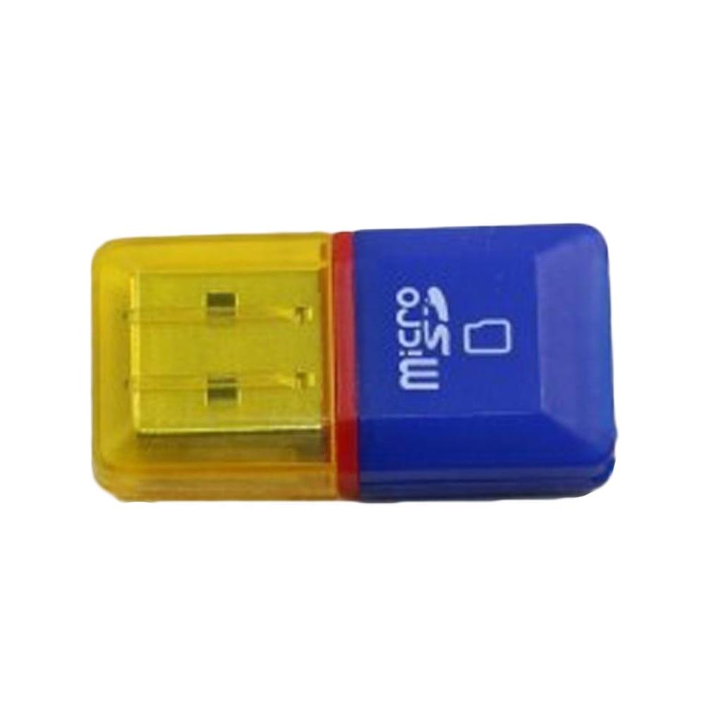 2 Stücke Usb 2.0 Mini Micro Sd Tf Kartenleser Adapter Speicher T-flash-kartenleser Exquisite Handwerkskunst;
