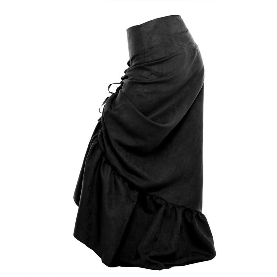 Gothic Corset Skirt  (4)