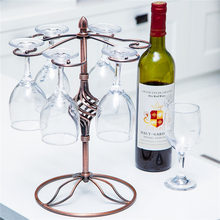 Wine Glass Holder, Classic Vintage Wine Cup Rack w