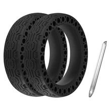 TOP!-8.5 Inch Front/Rear Scooter Tire Wheel Solid Replacement Tyre 8 1/2 For Xiaomi Mijia M365 Solid Tyre Electric Scooter Ska lacywear платье sd 2 ska href