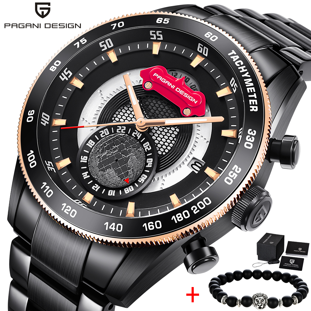 PAGANI DESIGN 2019 Mens Watches Top Brand Luxury Mens Military Sports Watch Casual Waterproof Quartz Watch Relogio MasculinoPAGANI DESIGN 2019 Mens Watches Top Brand Luxury Mens Military Sports Watch Casual Waterproof Quartz Watch Relogio Masculino