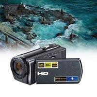 Camera Hdv 601S Professional Video Home Camera Hd Camera Digital Camera Sensitivity Automatic Built In Memory