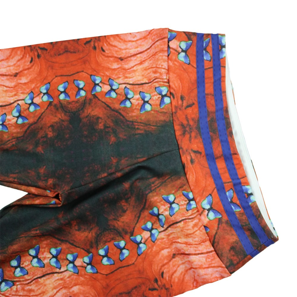 2019 Sexy Push Up Snake Printing Leggings Fitness Elastic Slim Butterfly Workout Leggings For Women Femme Ladies Pants Legging