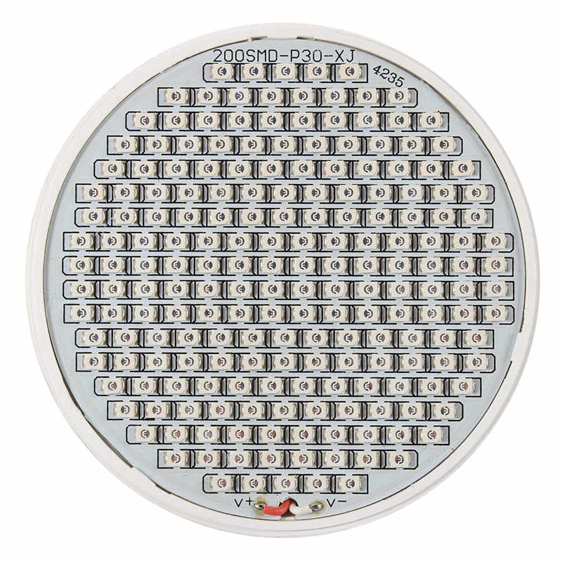 E27 Lampada Lampadina Spettro Completo Idroponico Sistema di Crescita Della Lampada 34/45 w PRINCIPALE Coltiva La Luce per il Giardino Fiori Piante verdure di Illuminazione
