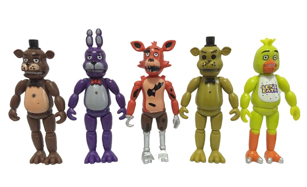 Popular Freddy Toys-Buy Cheap Freddy Toys lots from China