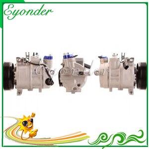 A/C AC Compressor de Ar Condicionado Bomba De Refrigeração para Audi Q5 8R A5 8T3 8F7 8TA S5 3.0 3.2 8E0260805BC 8K0260805A 4F0260805R