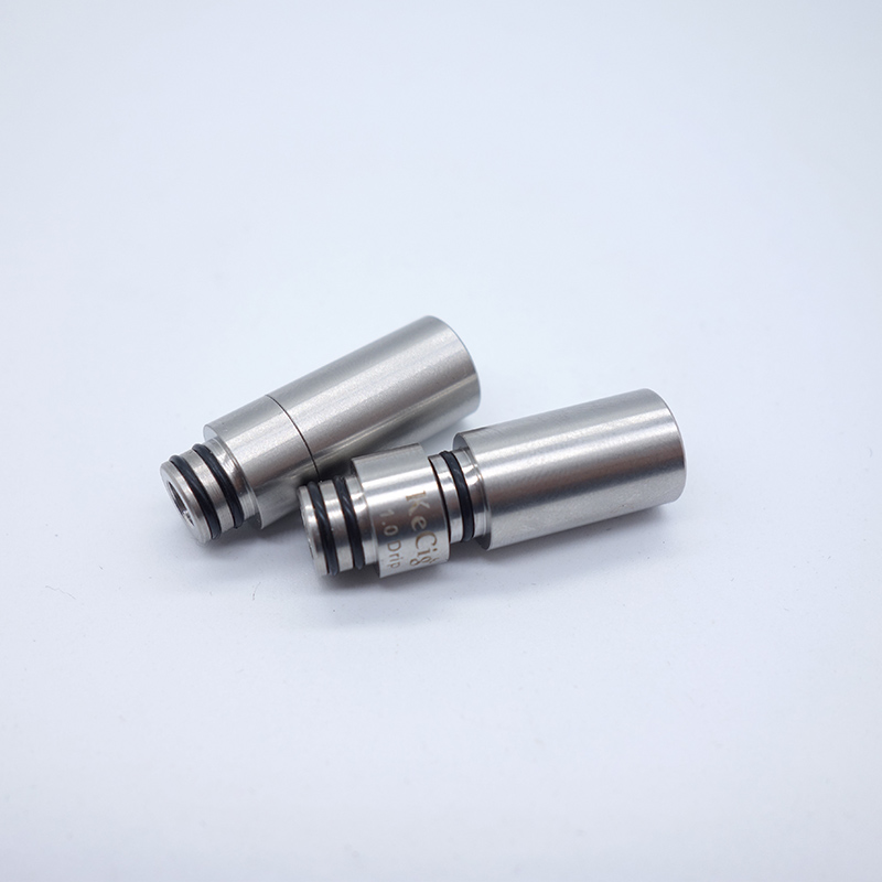 Original Kamry Kecig 1.0 drip tip 510 drip tips 2 in 1 mouthpiece suit for RDA atomizer ego clearomizer
