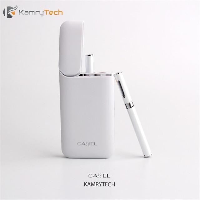 Electronic Cigarette E Hookah Vape Box Mod Vaporizer Kamry Cassiel Recharge box Micro Vape Pen E Cigarette Kit with Tank X2001