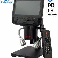 Andonstar new HDMI/USB microscope long object distance digital microsc