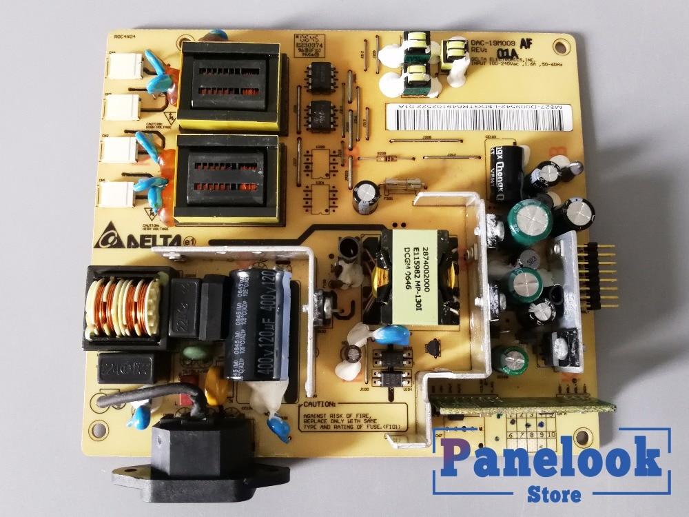Tüketici Elektroniği'ten DJ Ekipman Aksesuarları'de Orijinal VX2235WM AL2216W elektrik panosu DAC 19M010 DAC 19M009 title=