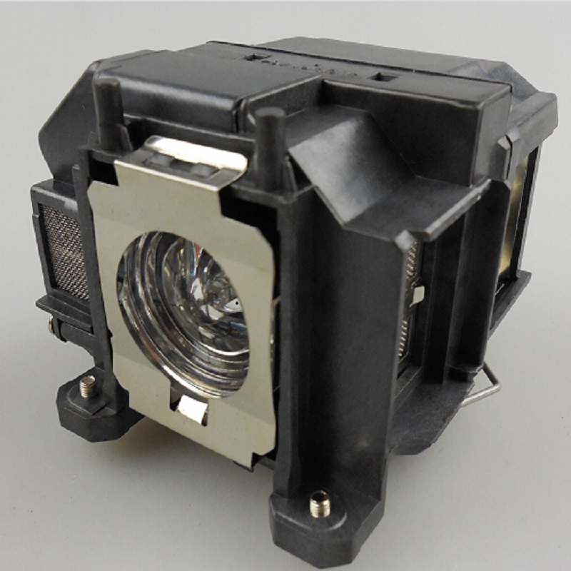 Original Projector Lamp ELPLP67 For EPSON PowerLite S11/PowerLite W16/PowerLite W16SK/PowerLite X12/PowerLite X15 elplp31 projector lamp bulb powerlite 830 powerlite 835 for epson high lighting long working life
