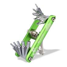 JM PJ1001 Multifunctional Mountain Bicycle Tools Sets Bike Bicycle Multi Repair Tool Kit Hex Spoke Wrench