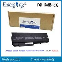 10.8V 9Cell New Laptop Battery for HP Compaq NX6120 6515B NX6220 NX6325 6910P nc6400