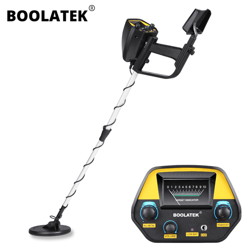 BOOLATEK HOT SALE Underground Metal Detector MD 4030P Gold Detectors MD4030 Treasure Hunter Detector Circuit Metales