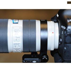 Image 5 - IShoot Lens Collare di Supporto per Canon EF 70 200 F/2.8L USM, 70 200 F/2.8L IS USM, 70 200 F/2.8L È II (III) USM Treppiedi Anello di Supporto