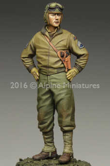 1:35 US 3rd Armored Division Staff Sergeant