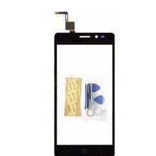 Новый сенсорный экран для zte blade v2 lite a450 сенсорным экраном дигитайзер датчик стекло панели + инструменты черный цвет