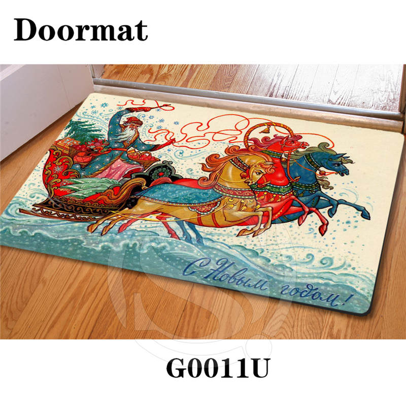 Christmas Doormats Promotion-Shop for Promotional Christmas ...