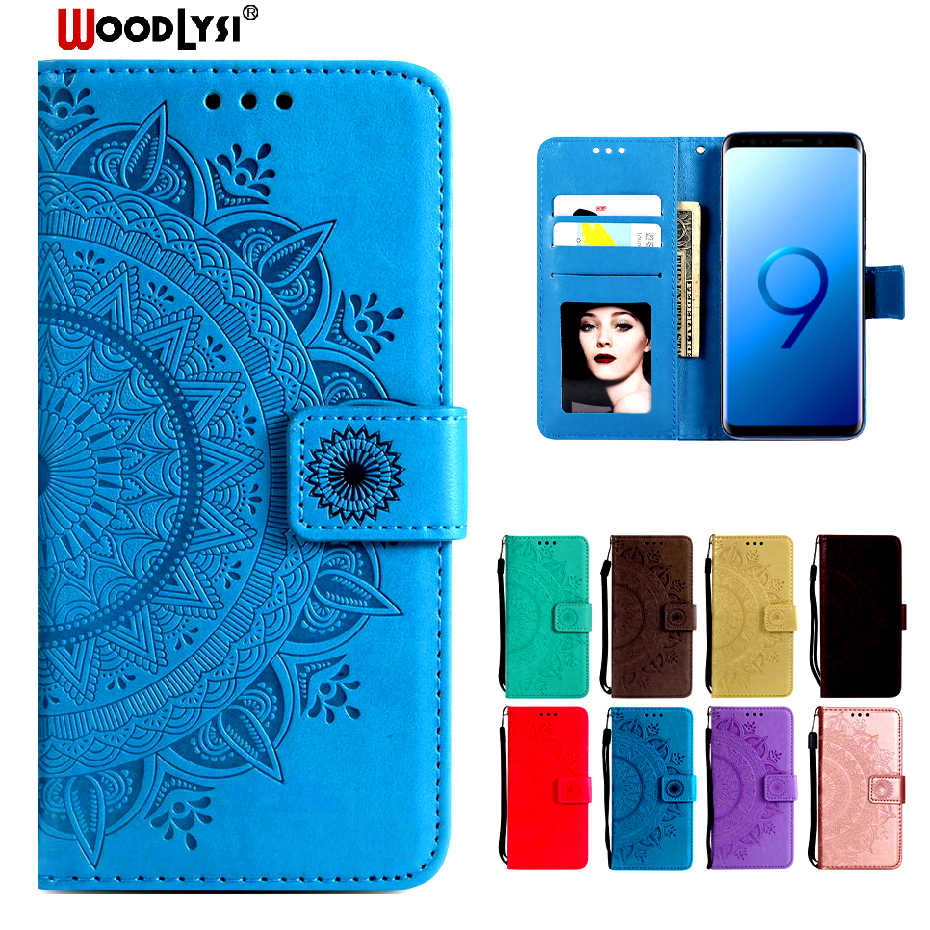 <font><b>Leather</b></font> Flip <font><b>Case</b></font> For <font><b>Samsung</b></font> Galaxy J3 J4 J6 J7 J8 A6 A8 2018 S4 S3 <font><b>S5</b></font> S6 S7 Edge S8 S9 Plus A3 A5 2017 Note 4 3 8 9 Bag <font><b>Case</b></font> image