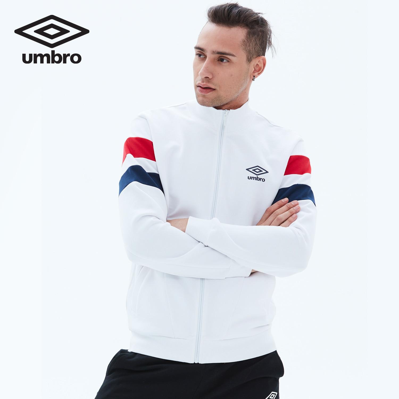 Umbro 2018 New Men Leisure No Cap Sports Coat Cardigan Sweater Sportswear UO181AP2403