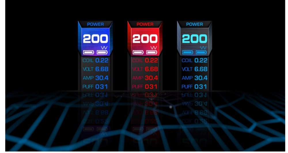 200W Geekvape Aegis Legend-4