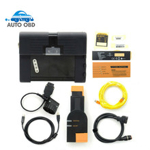 With D630 PC professional For BMW ICOM A2+B+C Diagnostic & Programming Tool with HDD with D630 PC DHL free shipping Best price