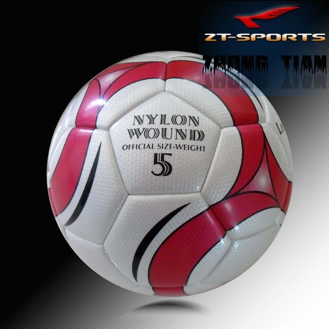 Free shipping Size 5  soccer ball PU material  Excellent quality match football