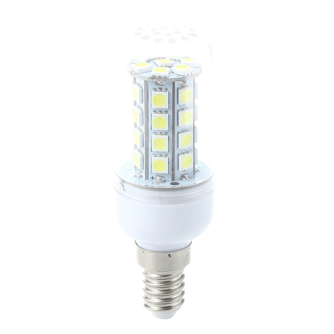 Lights & Lighting Obedient 7w E14 Corn Bulb Lamp Spot 5050 Smd 36 Led White 6500k 320lm Dropshipping Comfortable And Easy To Wear
