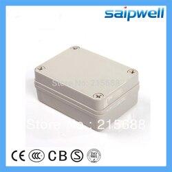 2015 wysokiej jakości ABS wodoodporna skrzynka rozdzielcza IP66 skrzynka przyłączeniowa elektryczna skrzynka rozdzielcza 80*110*45 DS AG 0811 S|null|Majsterkowanie -