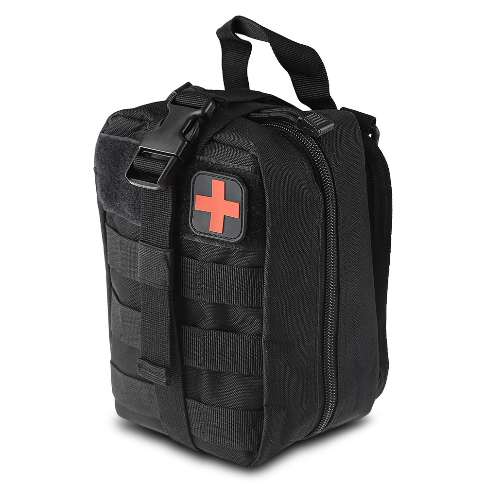 Waterproof Travel First Aid Kits Oxford Cloth Tactical Waist Pack Camping Climbing Tactical EMT Medical First Aid IFAK Bag