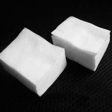 2016 2015 200PCS UV Gel Nail Polish  Remover  Cleaner Wipes Cotton Lint  Set 5R76 7H3X