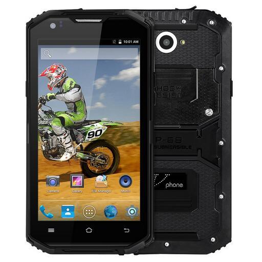 In Stock NO 1 VPhone X3 4G LTE MTK6735 Quad Core Waterproof font b Smartphone b