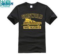GRISWOLD FAMILY VACATION - 80s funny movie Unisex Tee Shirt T-Shirt