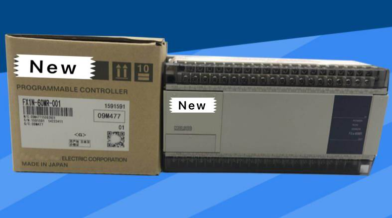1 year warranty  New original  In box    FX1N-60MR-001   FX1N-60MT-001   FX1N-40MR-001  FX1N-40MT-001