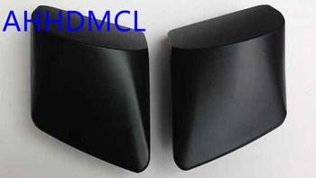 Szyny głośnikowe do montażu głośników samochodowych uchwyty deski rozdzielczej Audio dla Cr-v 2010 2011 tanie i dobre opinie Skrzynek głośnikowych AHHDMCL Black Car dashboard audio tweeter refitting 0 15kg ABS+PC
