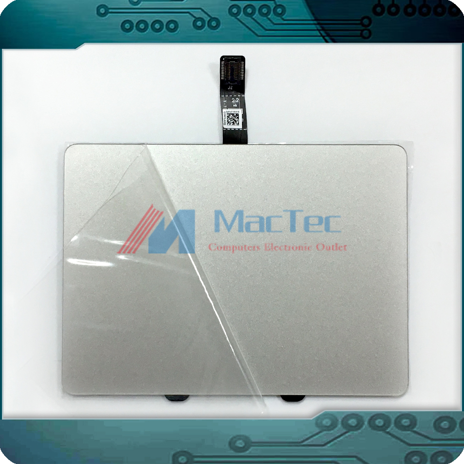 """Prix pour Véritable A1278 Trackpad Touchpad w/flex Câble pour Macbook Pro 13 """"A1278 2009 2010 2011 2012 Année 922-9063 922-9525 922-9773"""